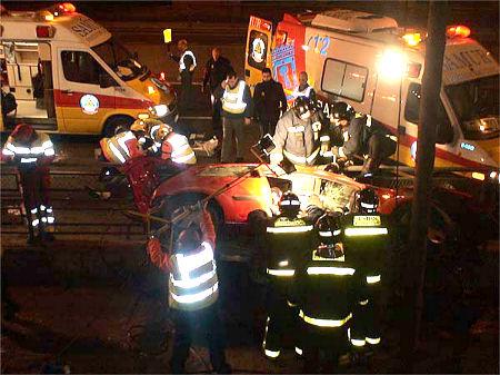 Accidentes automovilísticos y miopía nocturna