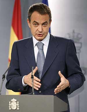 El presidente Zapatero era miope