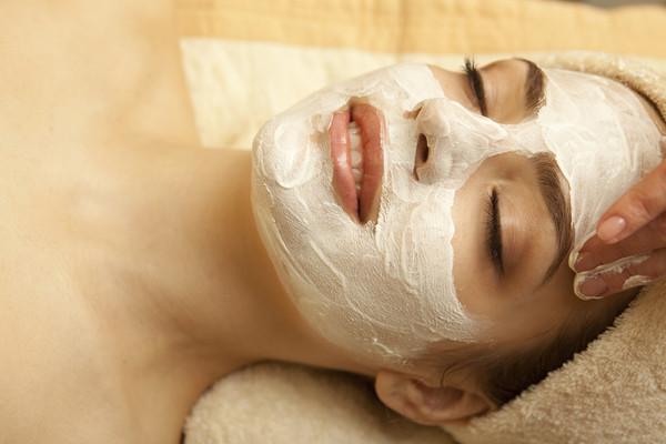 Mascara para el rostro