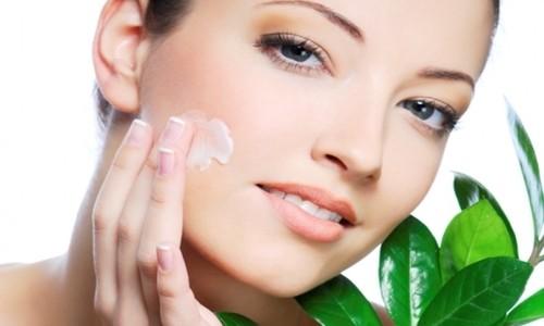 Loción para eliminar las manchas del rostro
