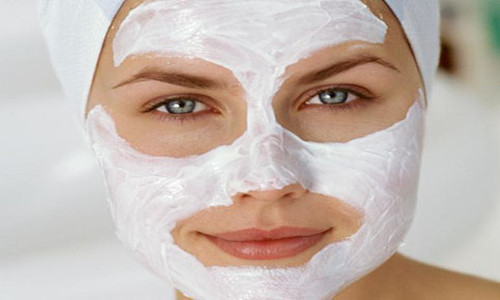 Máscara nutritiva para el rostro