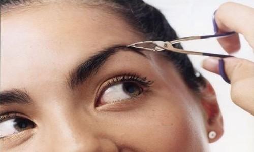 Cirugía de levantamiento de cejas